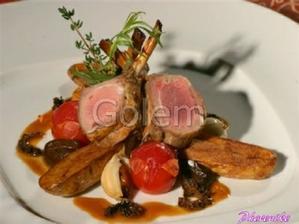 další část degustačního menu