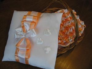 inspirujem sa bielo- oranzovou