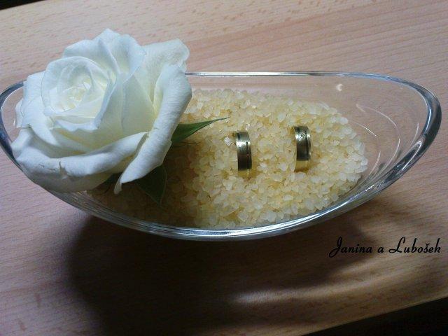 D&P - Absolutny vitaz, v marhulovej farbe, krasa - uz doma miska, kvetinka aj kamienky
