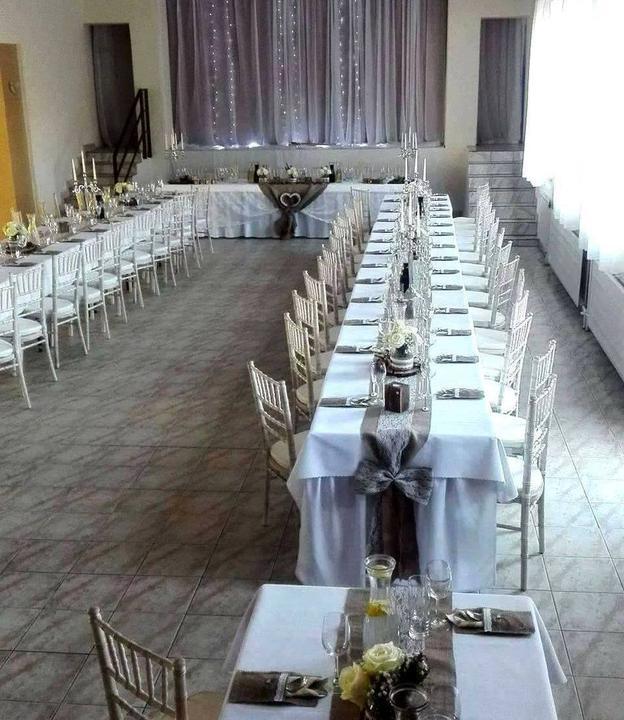 Keď naše Chiavari robia radosť :-) - Prvá tohtoročná svadbička v spolupráci s Josip Catering - KD Chynorany