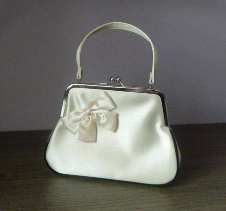Svadobná kabelka na prenájom - Obrázok č. 1