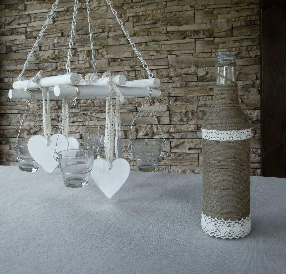 Svadobné fľašky na prenájom - Obrázok č. 1