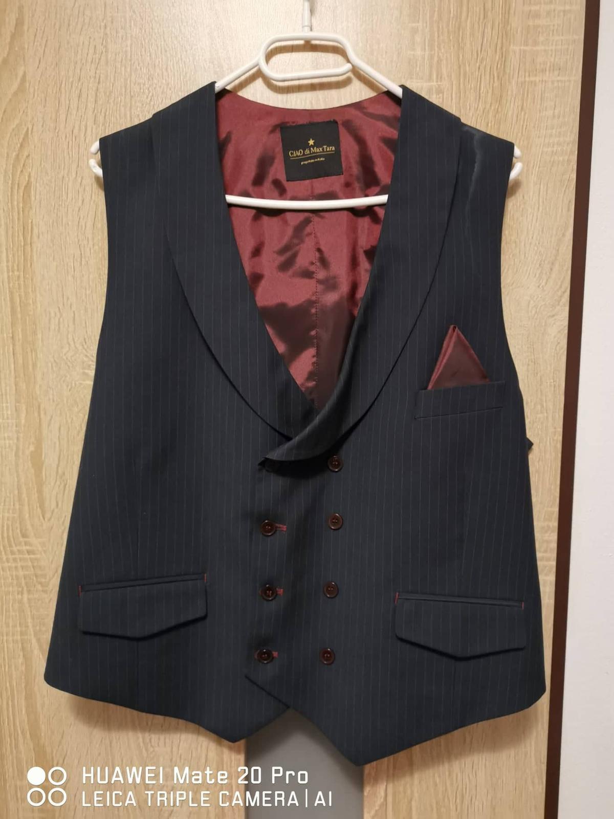 Pánský oblek  CiAO di MaxTara - Obrázek č. 4