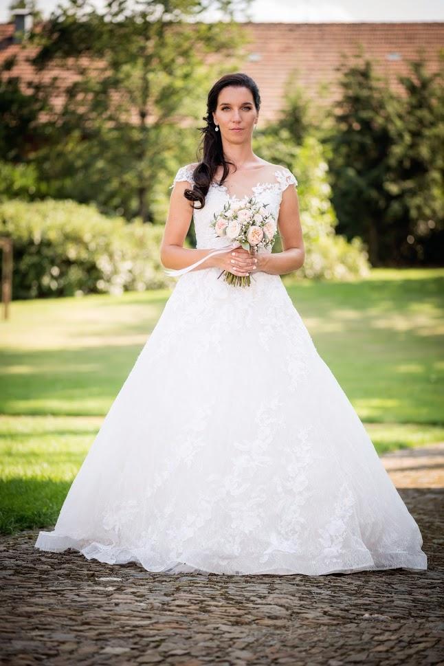Svatební šaty Farletta Delta i těhotenské - Obrázek č. 3