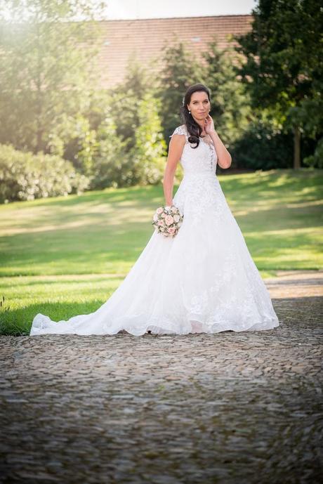 Svatební šaty Farletta Delta i těhotenské - Obrázek č. 2