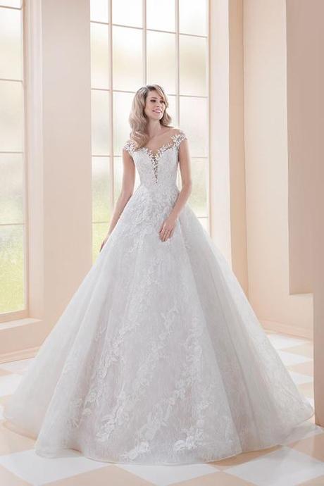 Svatební šaty Farletta Delta i těhotenské - Obrázek č. 1