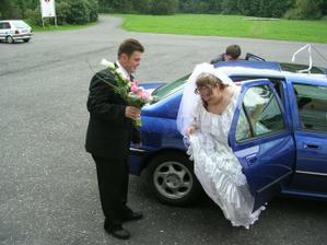 ...tak co, nevěsto, vystoupíš ještě dneska? ale jde ti to