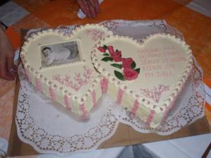 dortík pro moje rodiče