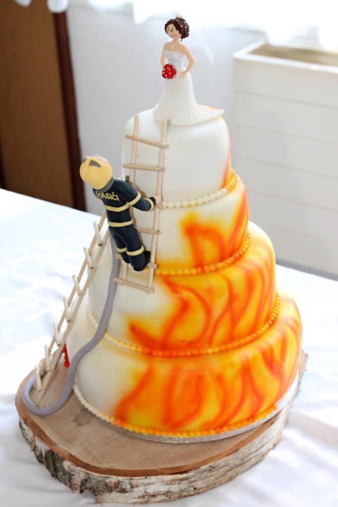 Moje hasičská svatba - Obrázek č. 9