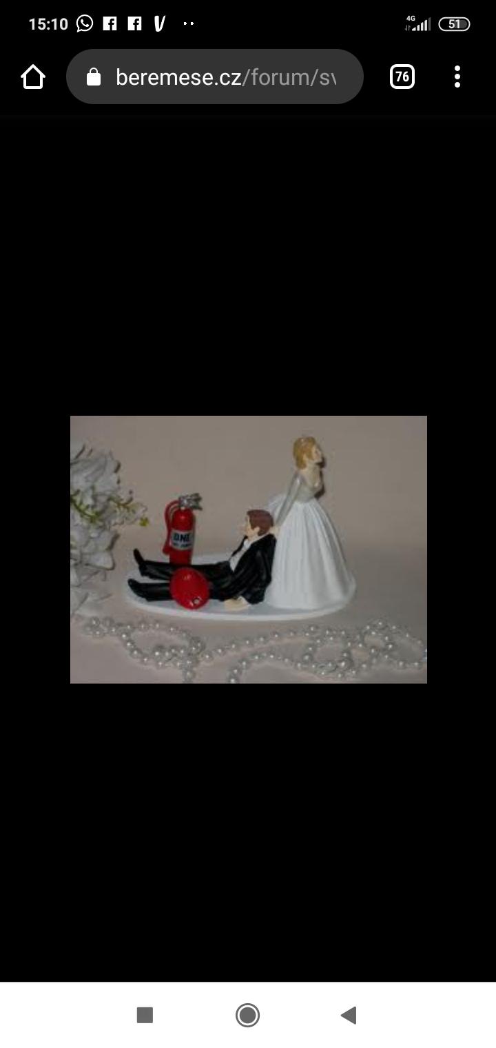 Moje hasičská svatba - Obrázek č. 27