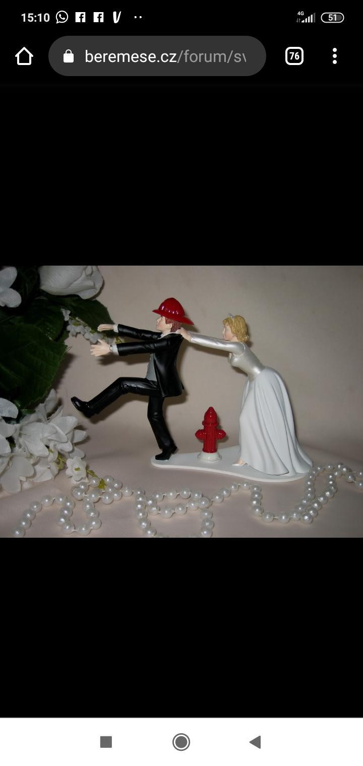 Moje hasičská svatba - Obrázek č. 26