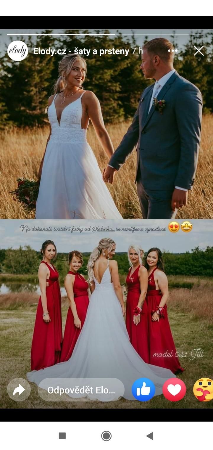 Moje hasičská svatba - Obrázek č. 33