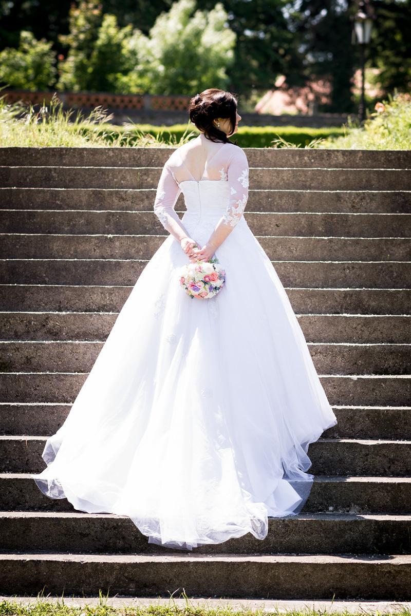 Svadobné šaty zn. White One, model Nigeria - Obrázok č. 1
