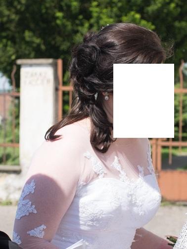 Svadobné šaty zn. White One, model Nigeria - Obrázok č. 2