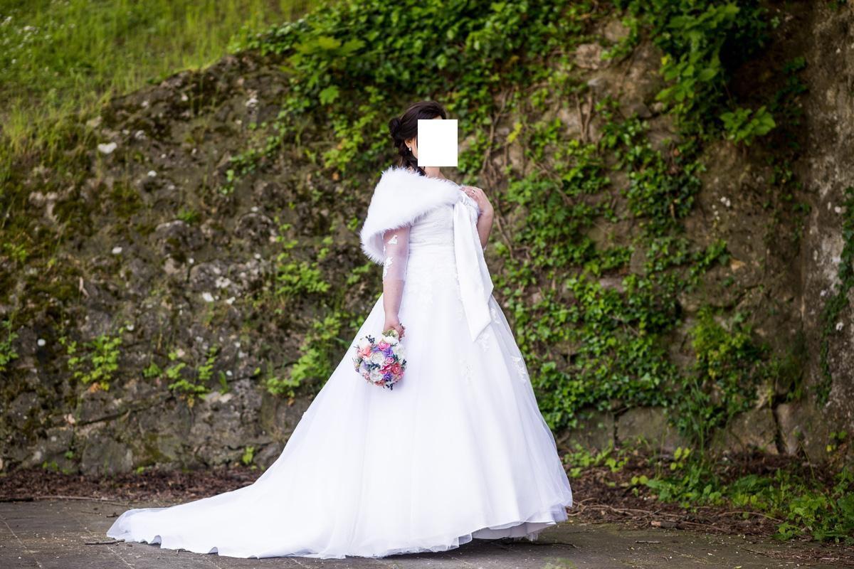 Svadobné šaty zn. White One, model Nigeria - Obrázok č. 3