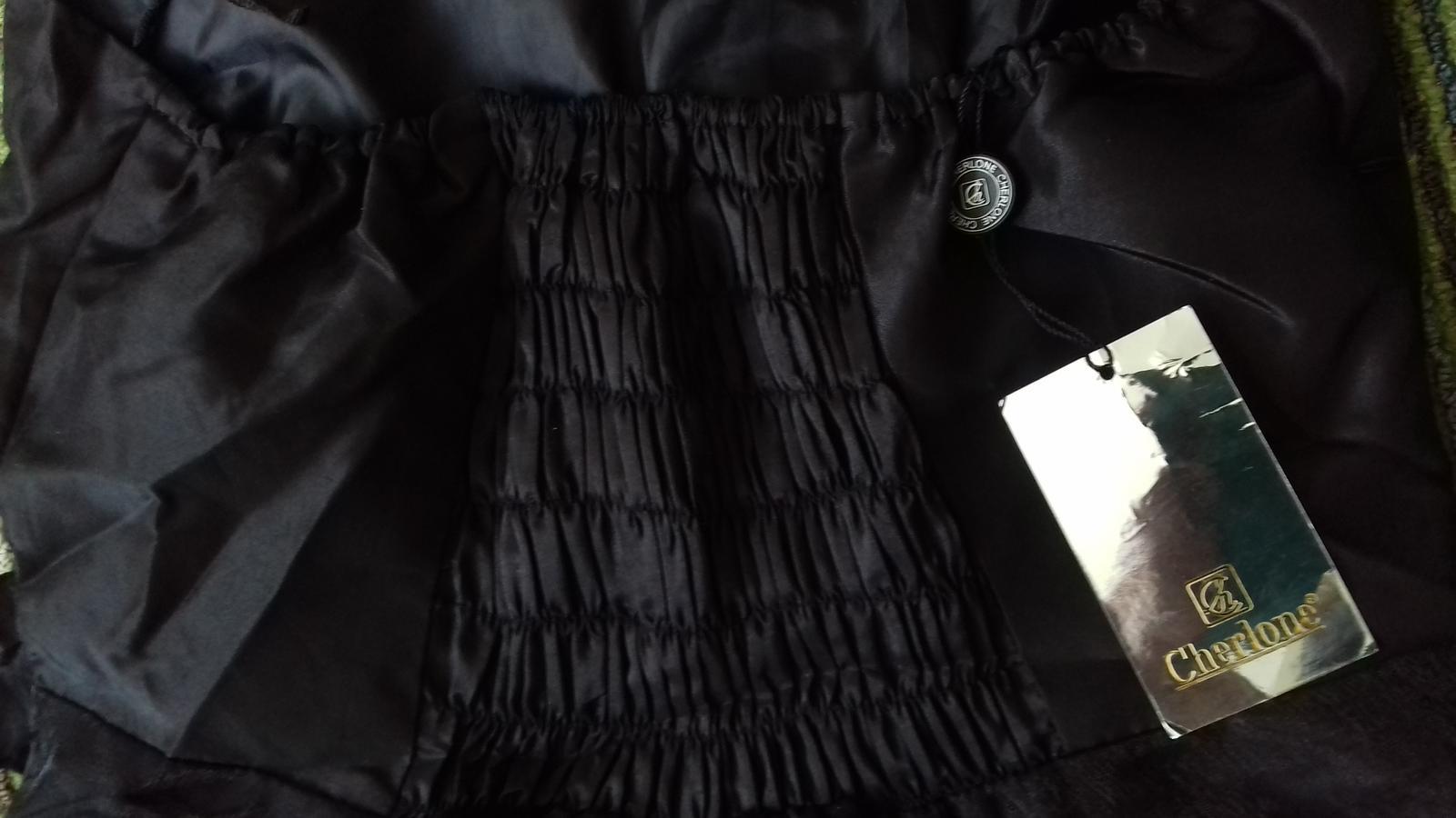 Elegantné šaty Cherlone - Obrázok č. 2
