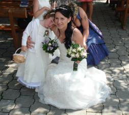 S dcerou adriankou
