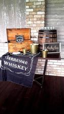 Whisky bar pre pánov :)