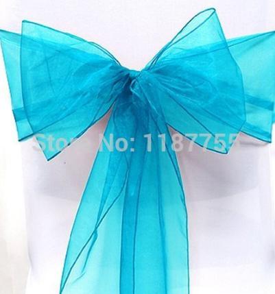 Turquoise mašla - Obrázok č. 1