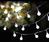Světýlka - žárovičky- 10m,