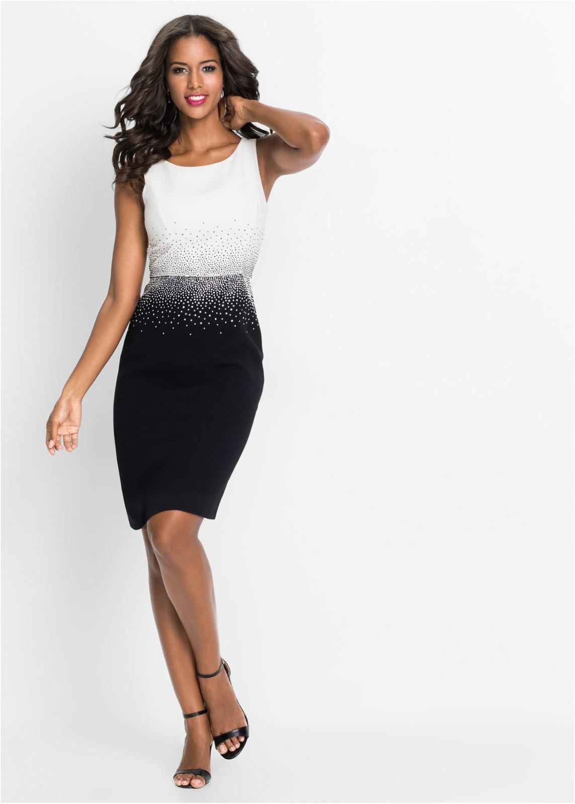 Šaty Bonprix 38 krátké - Obrázek č. 2