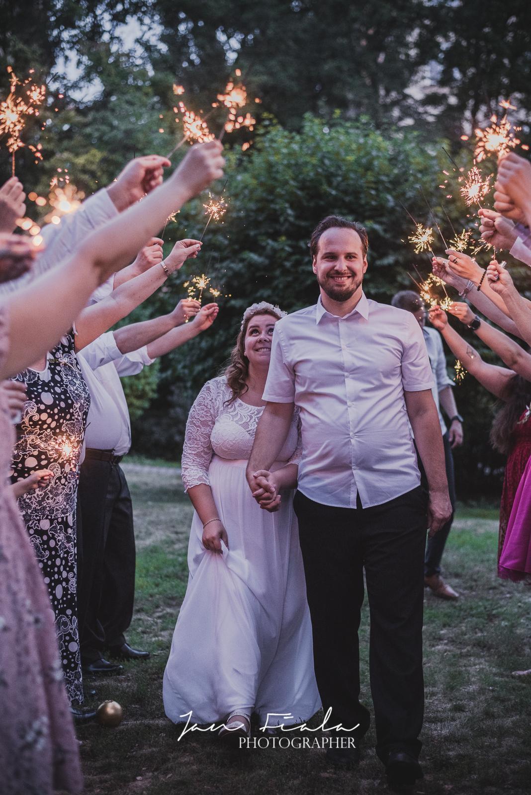 Svatba M + V - Obrázek č. 17