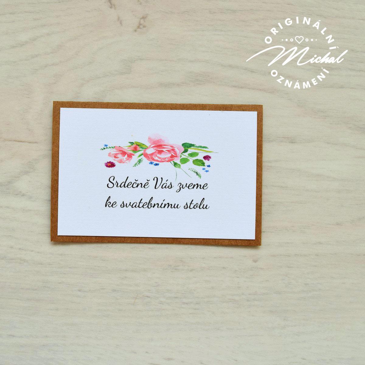 Svatební oznámení - TYP 37 - Obrázek č. 3