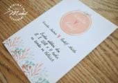 Svatební oznámení - TYP 39,