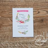 Svatební oznámení - TYP 52,