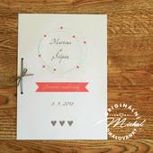 Svatební omalovánky - TYP 73,