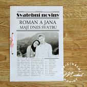 SVATEBNÍ NOVINY - TYP 05,