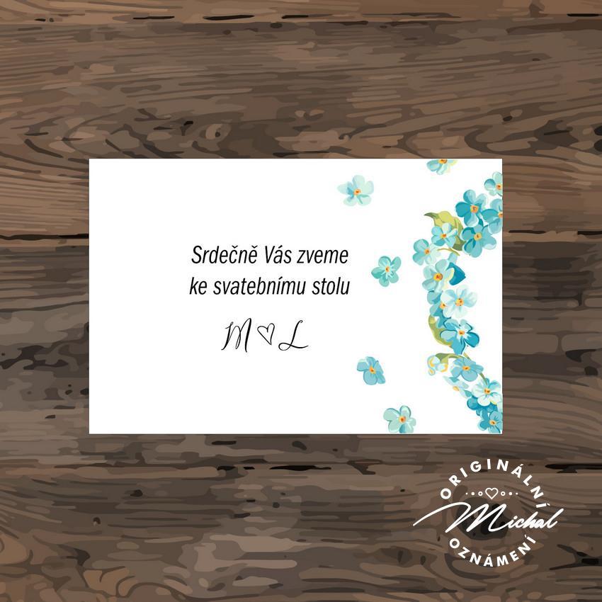 Svatební oznámení - TYP 207 - Obrázek č. 4