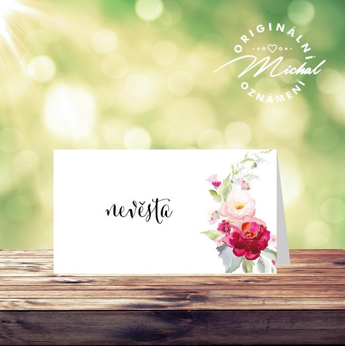 Svatební oznámení - TYP 247 - Obrázek č. 2