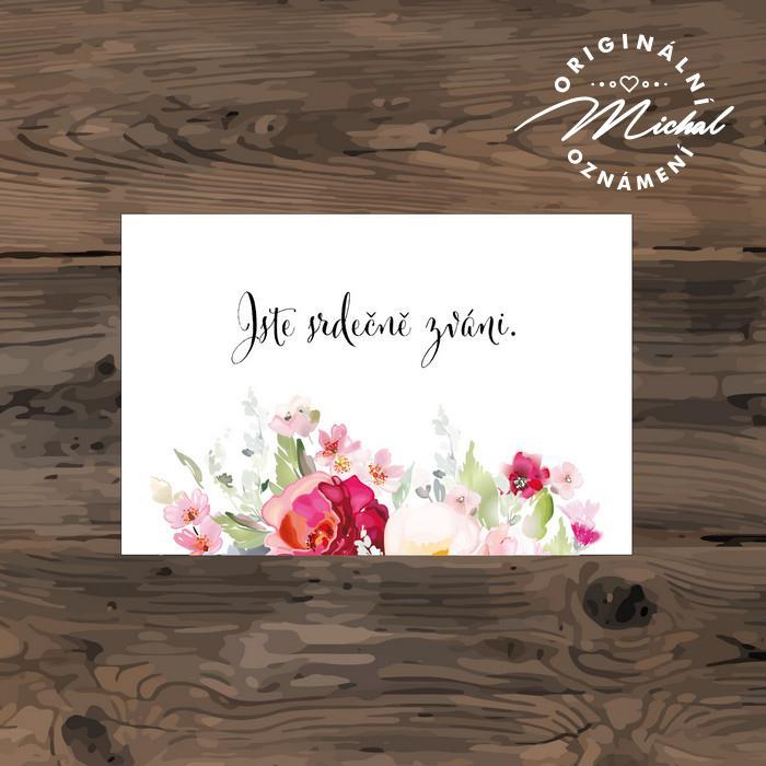 Svatební oznámení - TYP 247 - Obrázek č. 4