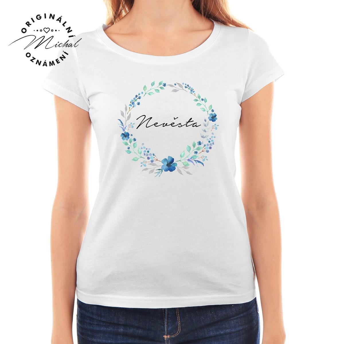 Svatební tričko s potiskem - D13 - Obrázek č. 1