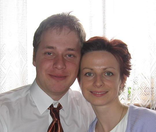 Bob a Bobek pred svadbou (19.augusta 2006) - Bob a Bobek