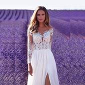 Svatební šaty poptavka, 36