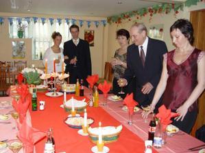 ..malinká párty..