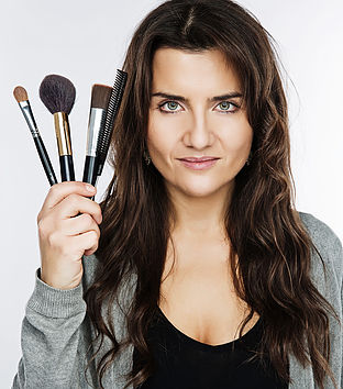 Prípravy K & P 💘 - Make up: Eliška Pichoňská