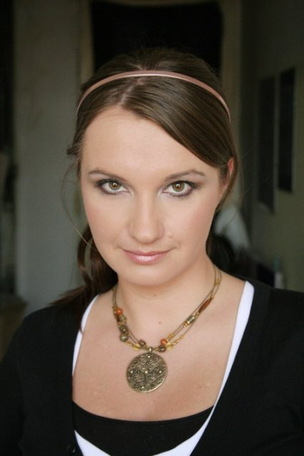 Zaciatok... - make up skuska
