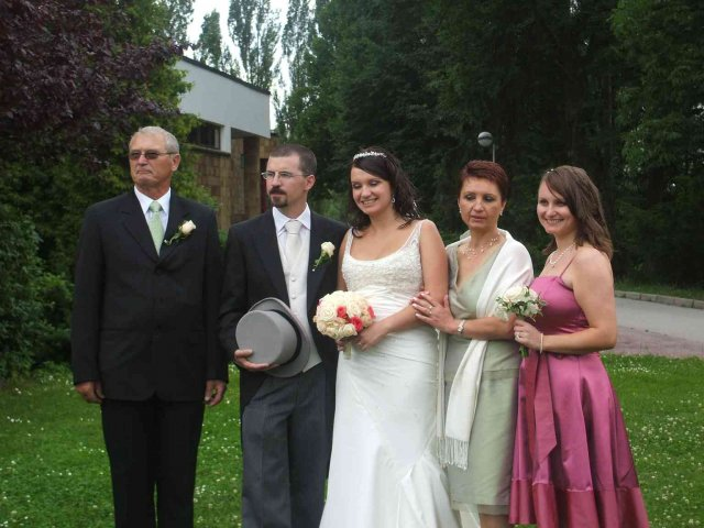 Lucia{{_AND_}}Nick - s mojimi rodicmi a sestrickou