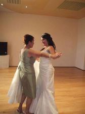 Tancujeme s maminkou