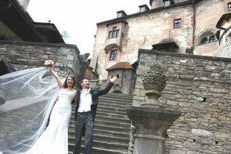 Fotenie na Oravskom hrade bolo uvolnujuce
