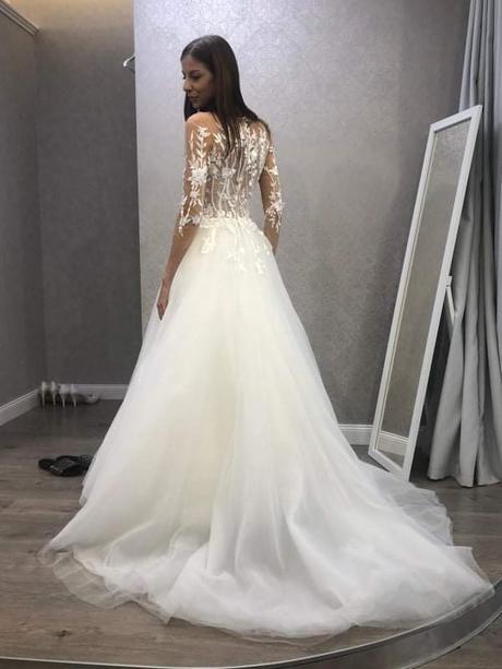 Svadobné šaty Stella - Obrázok č. 4
