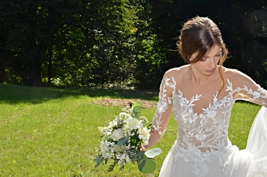 Svadobné šaty Stella - Obrázok č. 1