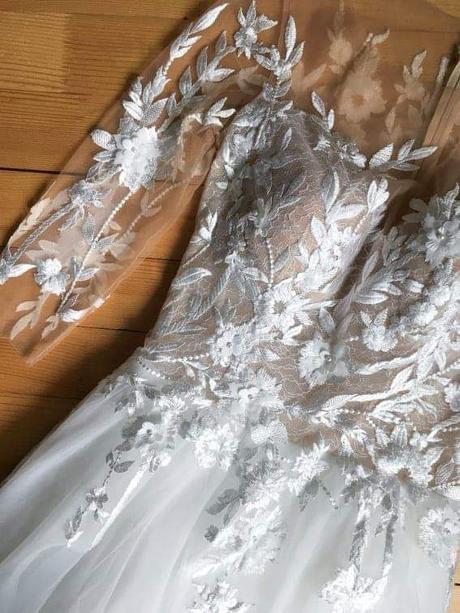 Svadobné šaty Stella - Obrázok č. 3