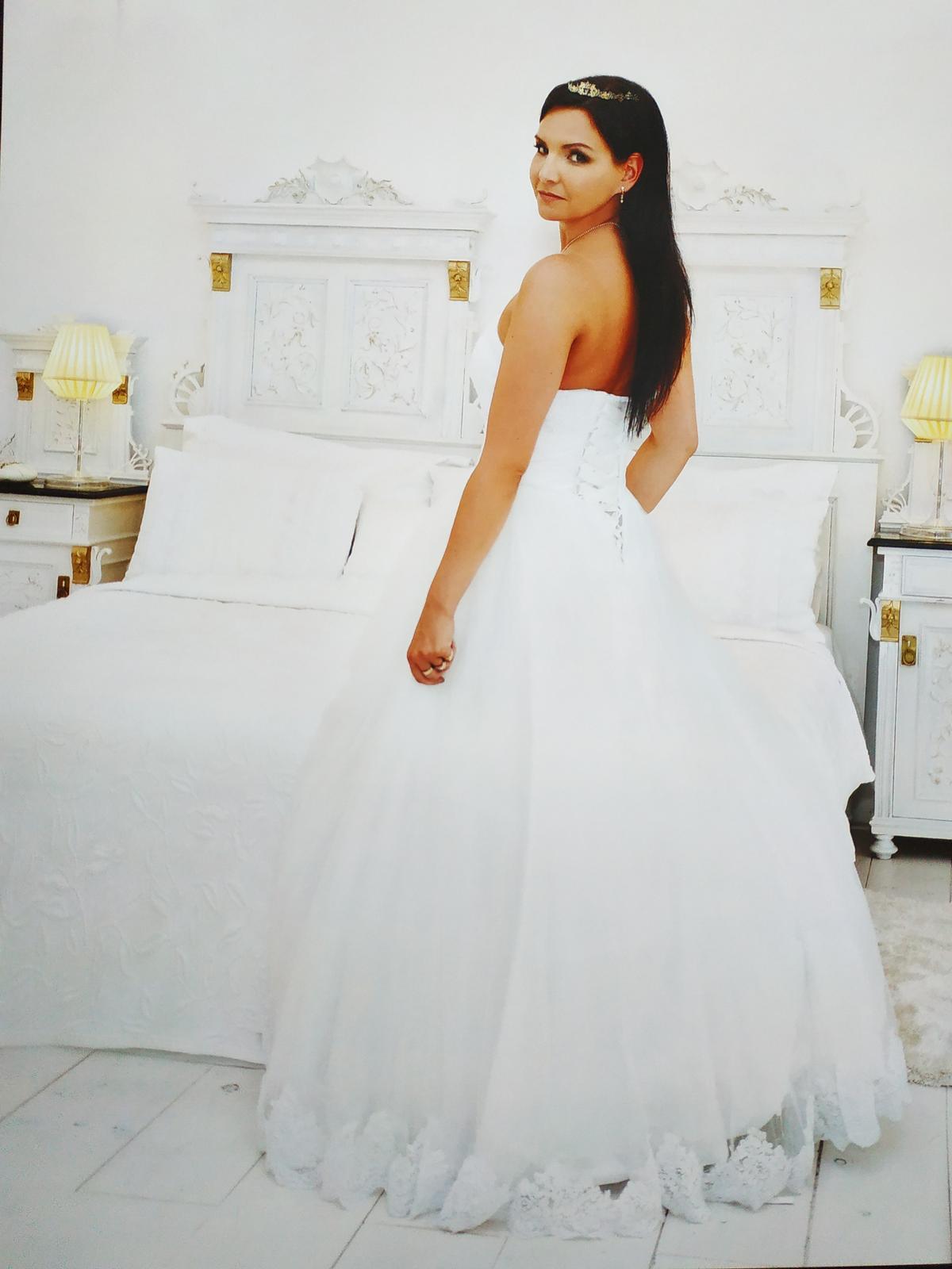 Šaty svatební - Obrázek č. 1