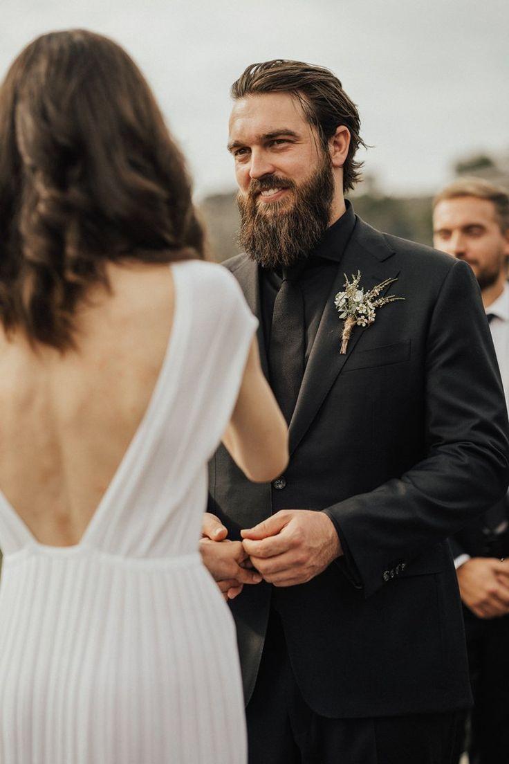🖤I černá patří na svatbu