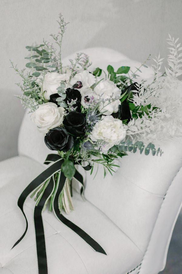 🖤I černá patří na svatbu - Obrázek č. 7