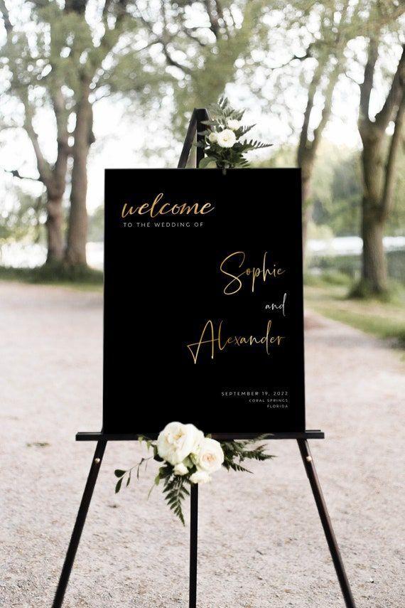 🖤I černá patří na svatbu - Obrázek č. 6
